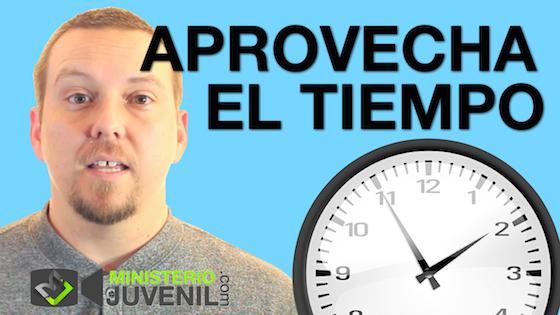 Buenos Líderes Juveniles Aprovechan el Tiempo (VIDEO)